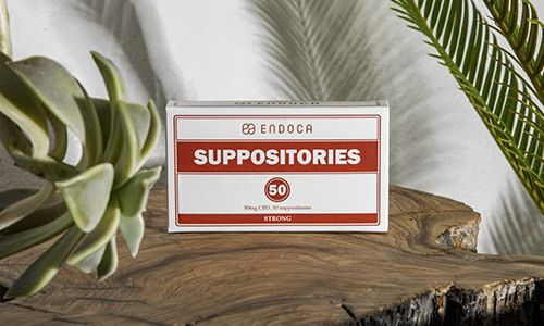 cbd-suppositories-on-a-table